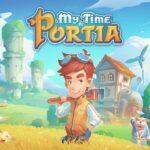 Le jeu My Time at Portia sort sur mobile !