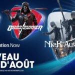 Les sorties du mois pour le Playstation Now (août 2021)