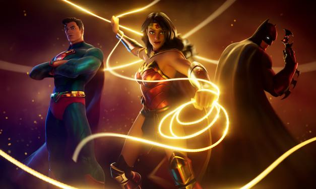 Ouverture de la compétition sur Fortnite : la Coupe Wonder Woman
