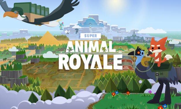 Super Animal Royale enfin disponible sur Playstation et Switch !
