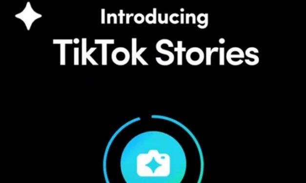 Une grande mise à jour : l'arrivée des stories sur Tiktok ?