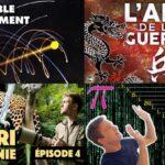 Apprendre avec YouTube #220 : Balade Mentale, Science Etonnante, Nota Bene, String Theory…