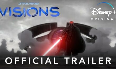 Des cours-métrages Star Wars version animé sur Disney+ !