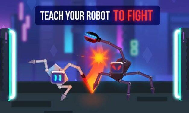 Avec Robotics, deviens entraîneur de robots !