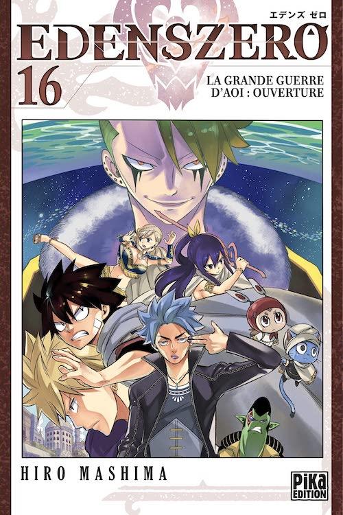 Edens Zero - Vol.16