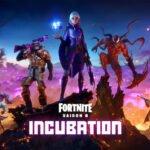 La nouvelle saison Fortnite a débuté ! Chapitre 2 – Saison 8: Incubation