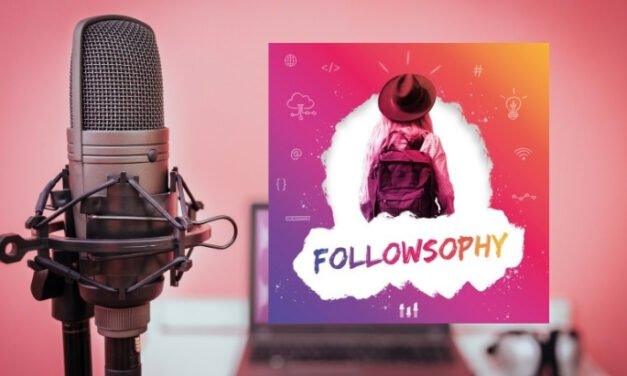 Followsophy, un podcast sur le numérique qui donne la parole aux ados!