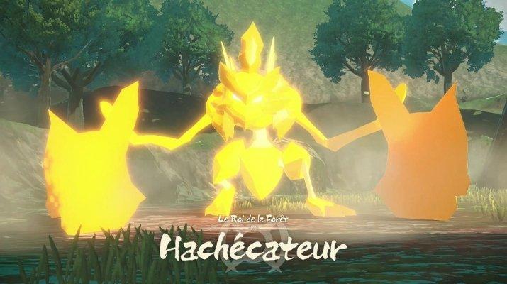 Hachécateur Légendes Pokémon Arceus