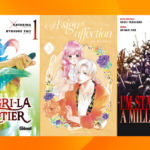 Les sorties mangas/animés : Shangri-La Frontier, Karate Heat… #23