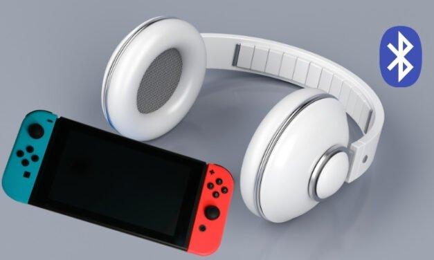 Mise à jour Nintendo Switch : tu peux connecter tes écouteurs et/ou ton casque en Bluetooth !