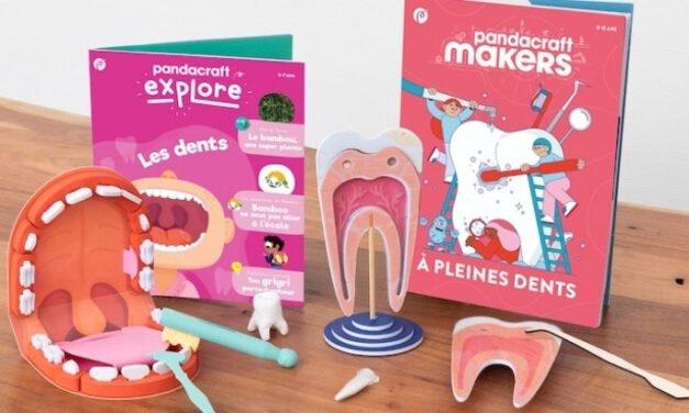 (Re)découvre les kits créatifs Pandacraft !