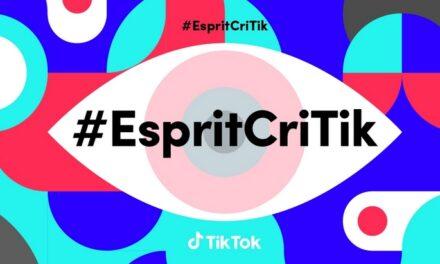 TikTok lance EspritCriTik, un programme de sensibilisation à l'information