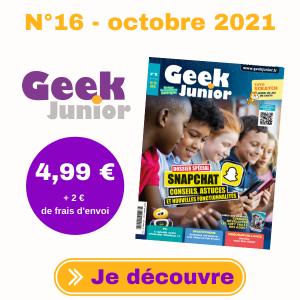 Geek Junior n°16