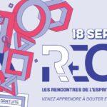 REC2021 : l'esprit critique a son festival le 18 septembre