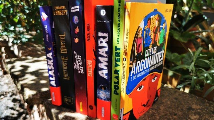 Rentrée littéraire : 8 romans jeunesse à découvrir