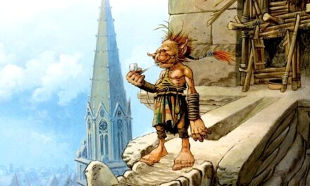 Sortie BD : Une histoire de voleurs et de trolls (T2) – Muroc