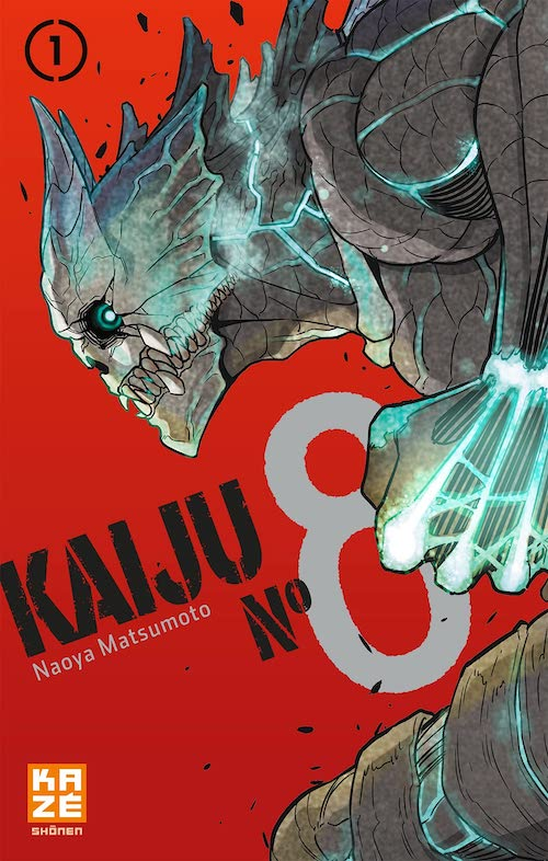 Kaiju N°8-T1
