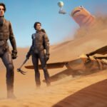 Dune dans Fortnite ? Retrouve Paul Atréides et Chani !