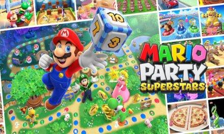 Mario Party Superstars sort bientôt sur Nintendo Switch !