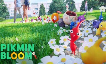 Niantic et Nintendo lancent Pikmin Bloom, le jeu mobile en réalité augmentée