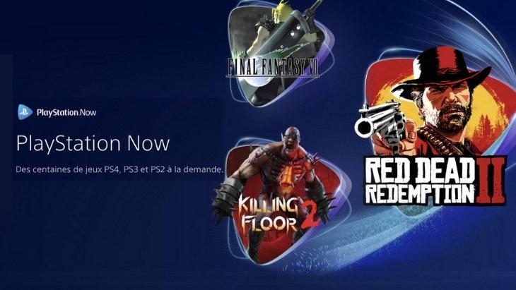 Les sorties du mois pour le Playstation Now (octobre 2021)