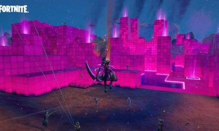 Fortnite : La reine Cube prend le contrôle de l'île !