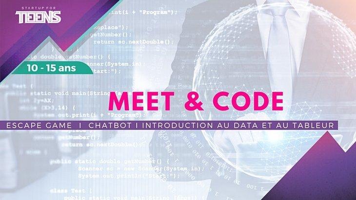 Change Mak'Her et Meet & Code : deux programmes gratuits de Startup For Kids pour les ados