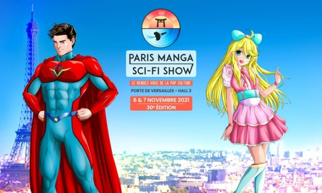 Paris Manga & Sci-Fi Show de retour les 6 et 7 novembre